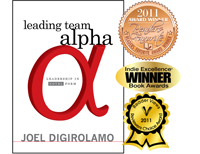 Leading Team Alpha Book Cover